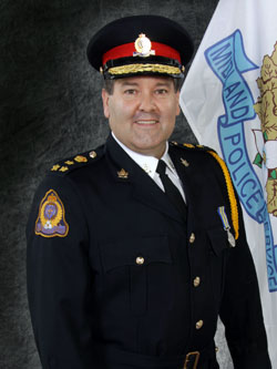 Chief Michael Osborne