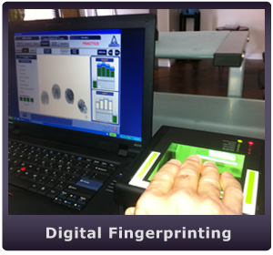 LiveScan Digital Fingerprinting Services