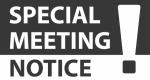 Meeting Notice