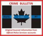 Retweeting Crime Alerts