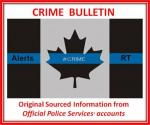 Retweeting Crime Alerts